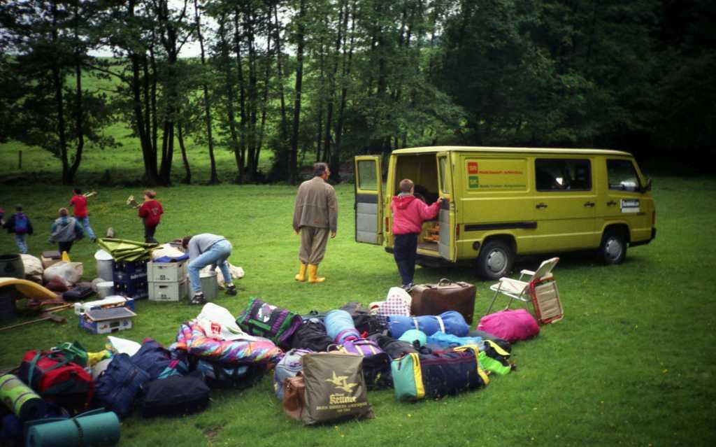 Ein Rückblick auf (fast) 35 Jahre Pfingstzeltlager